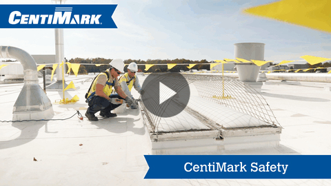 CentiMark Safety | A Worry-free Roof Installation Experience