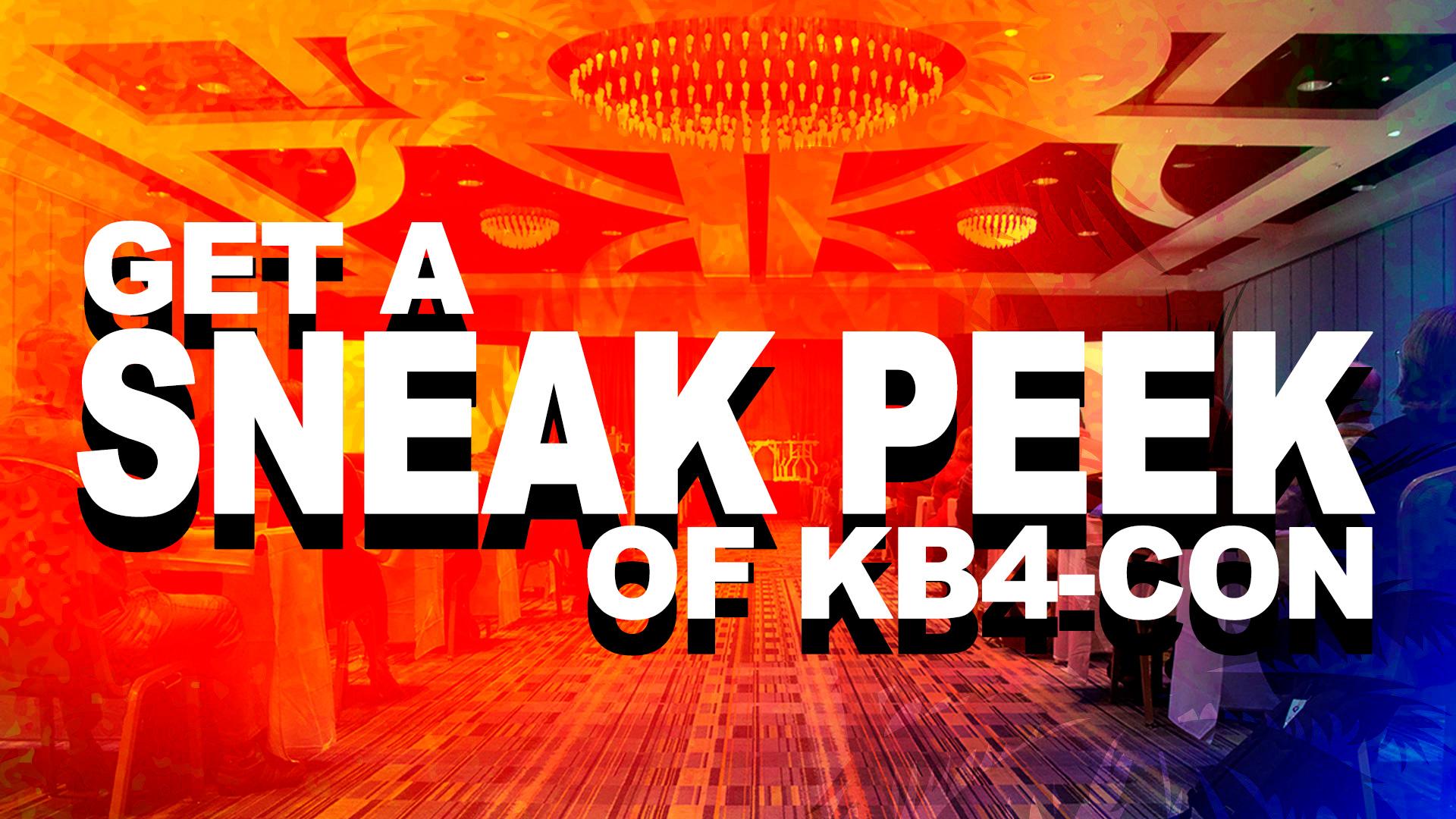 KB4-ConTeaser