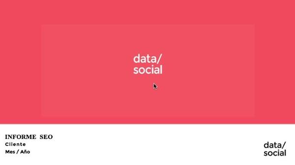 Auditoria seo datasocial.