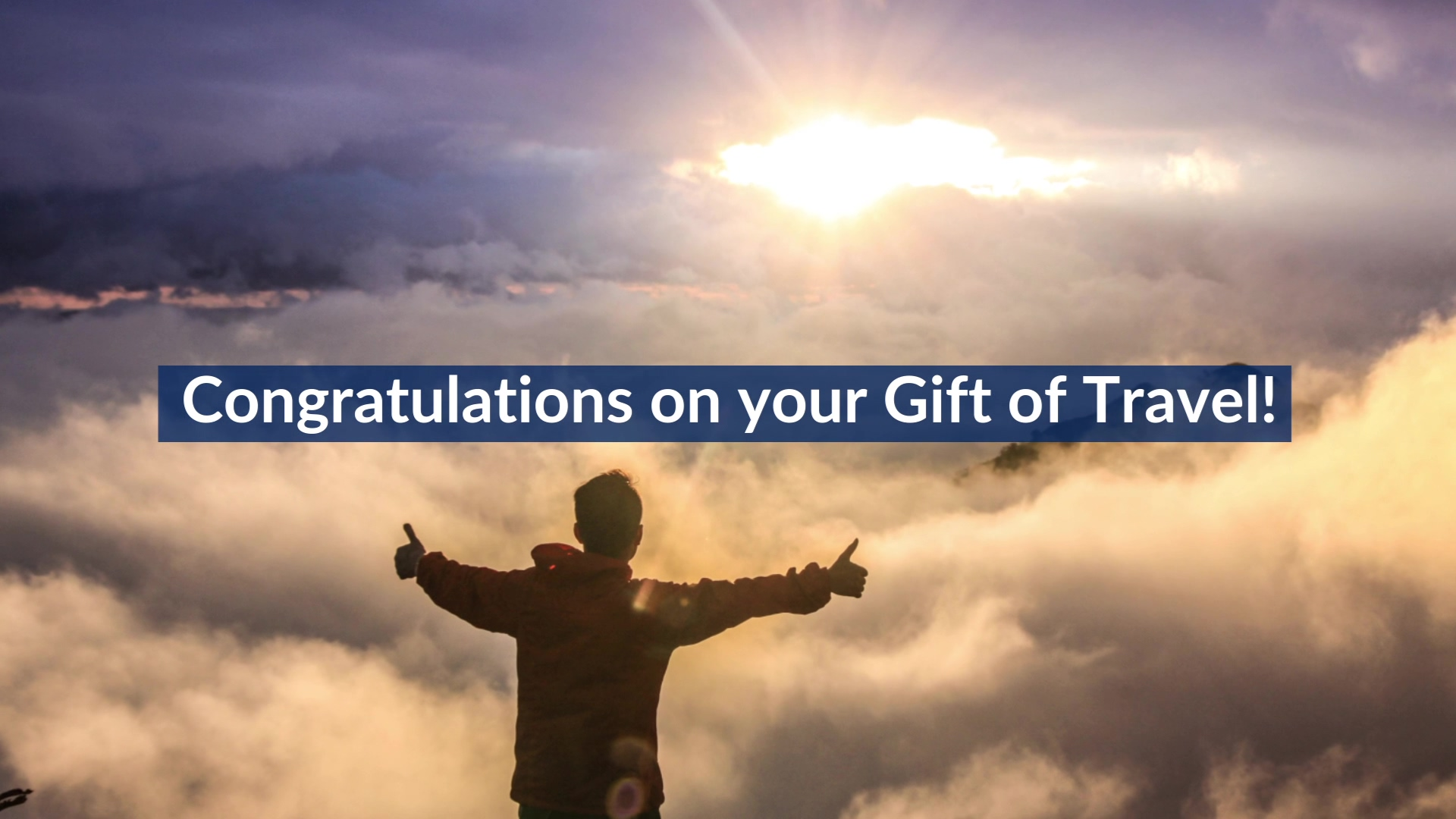 Gift of Travel Redemption TL