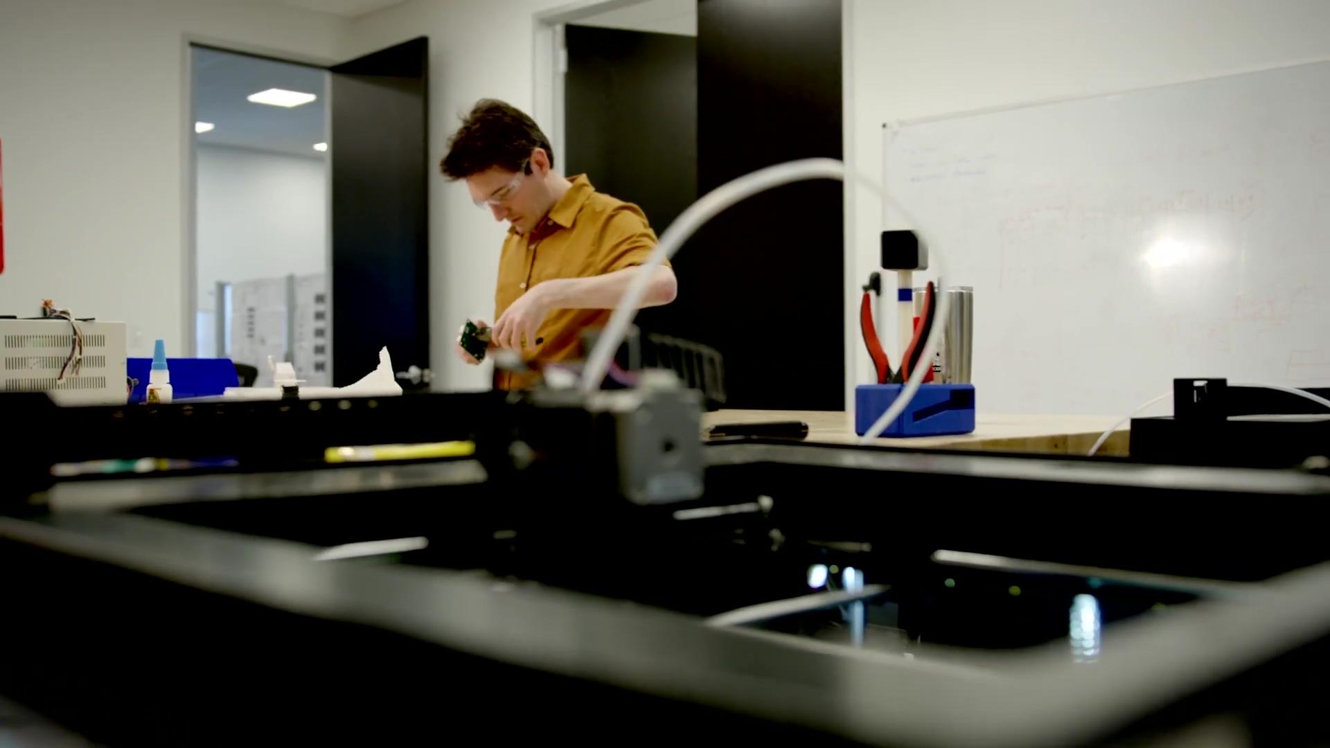 The Machine Tool of 3D Printers