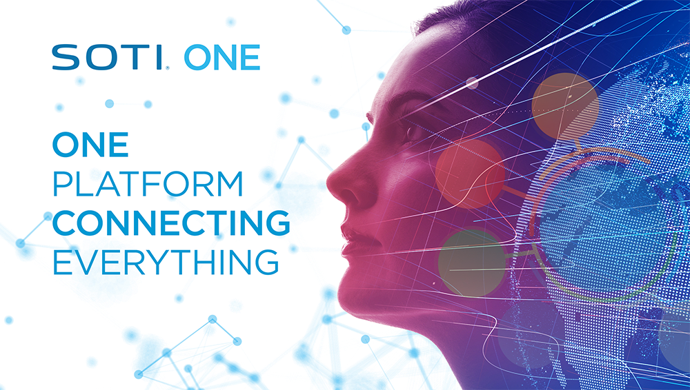 SOTI ONE - One platform connecting everything