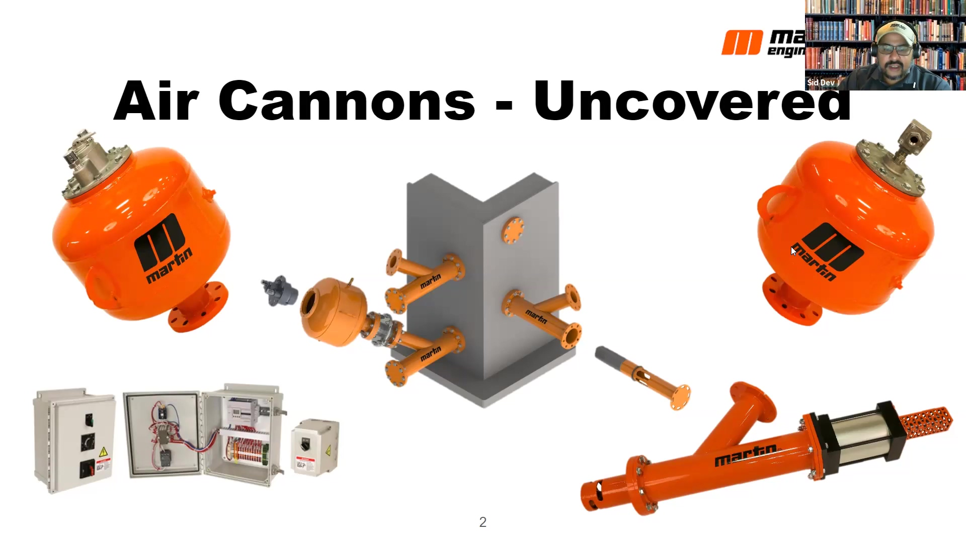 Air Cannons - Uncovered - Webinar - May 14, 2020