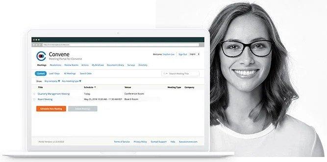 Board Management Software for Board Directors | Azeus Convene