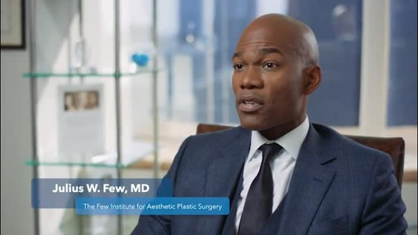 He can have any equipment but chose Coolsculpting