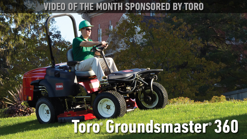 Toro Video of the Month – Athletic Management
