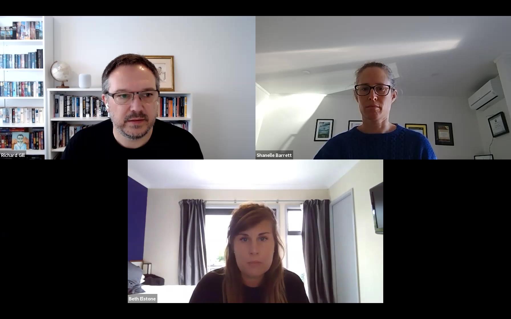 Webinar - COVID-19 Panel Discussion 1