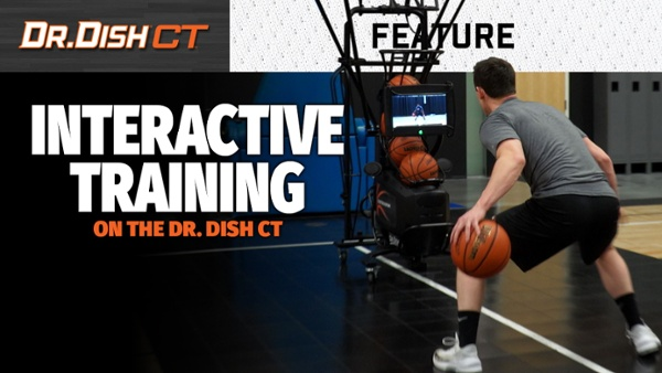 Interactive Training with the Dr. Dish CT