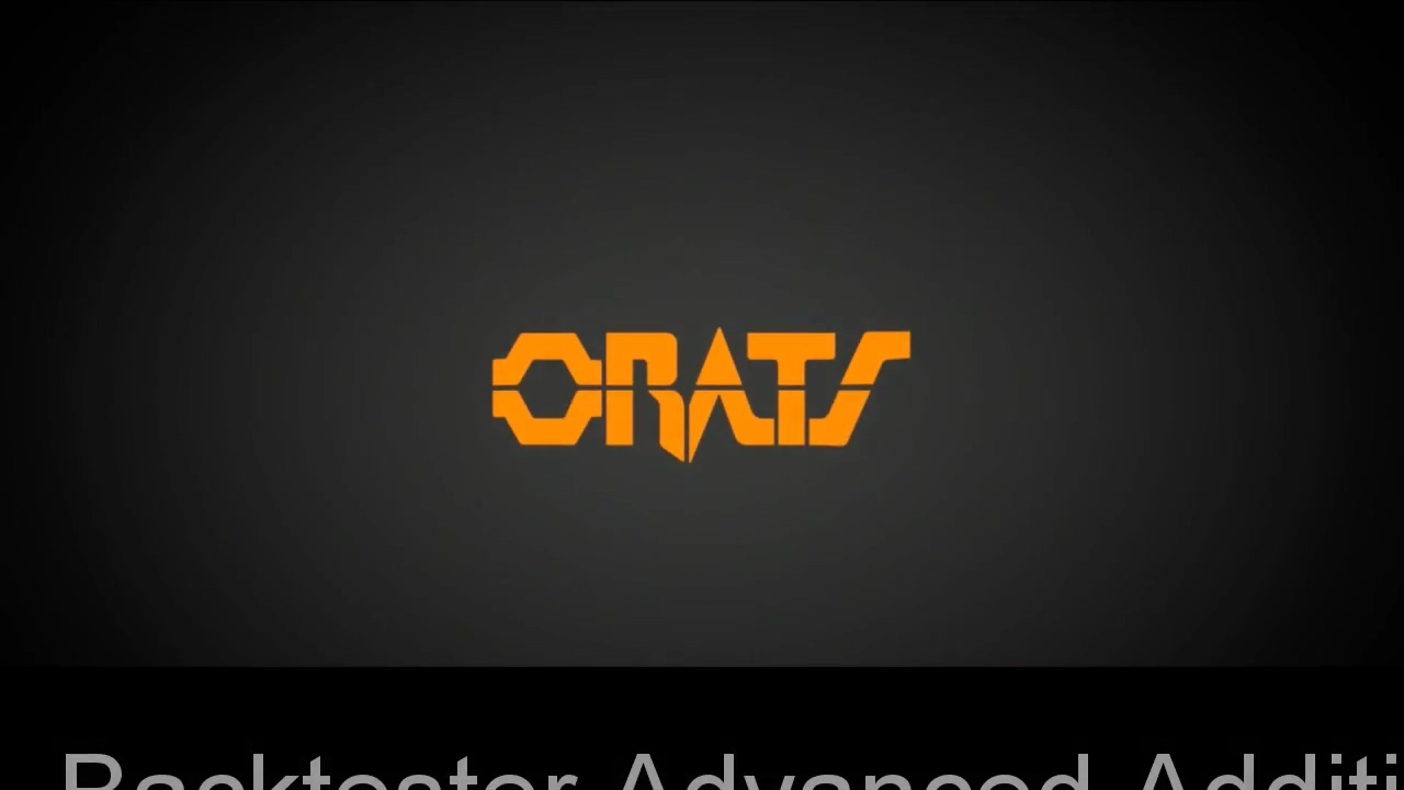 ORATS Backtester Advanced Additional Criteria