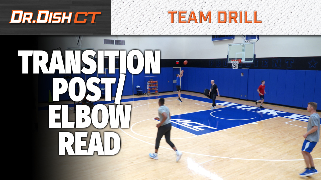 Transition Post Elbow Read - YT