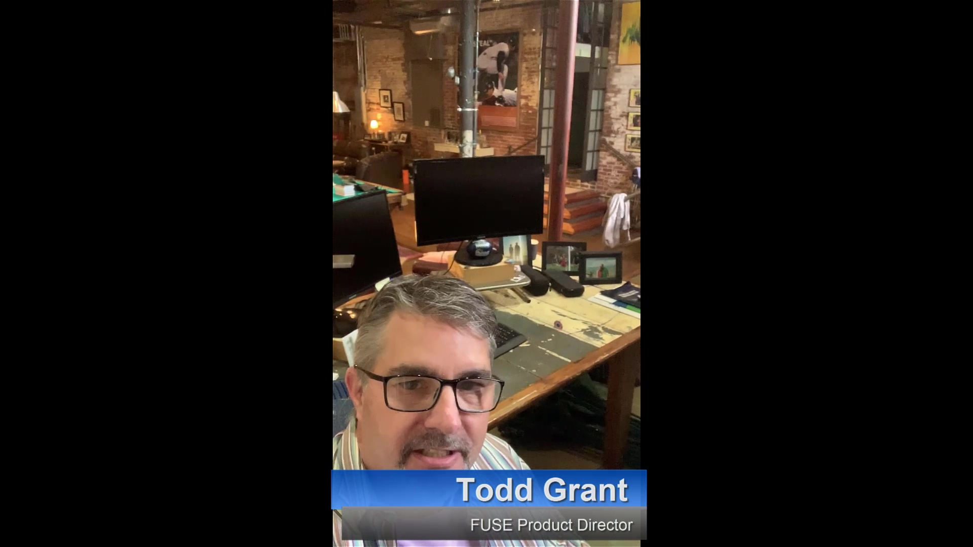 Todd COVID 19 video