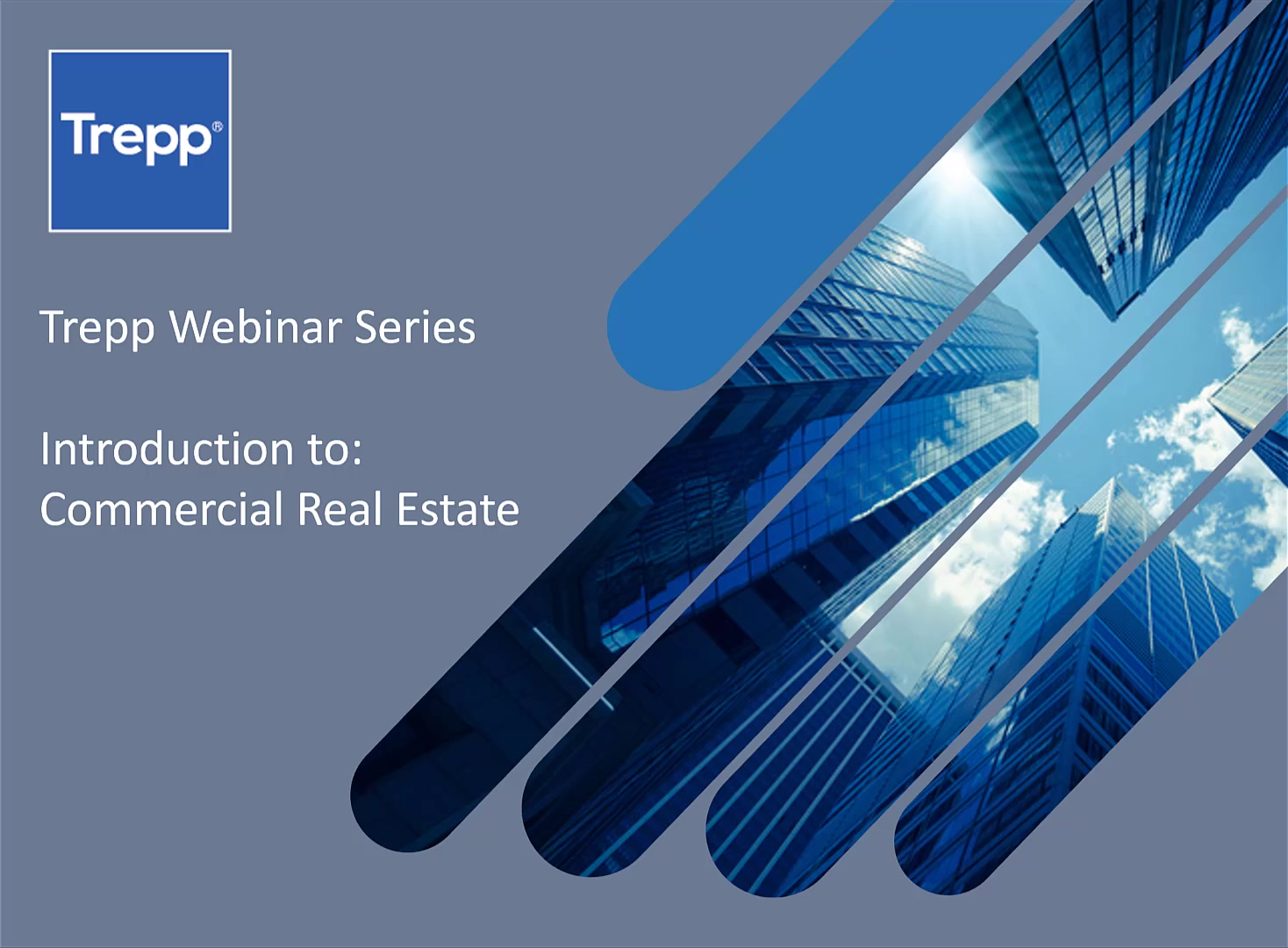 CRE Introduction Webinar