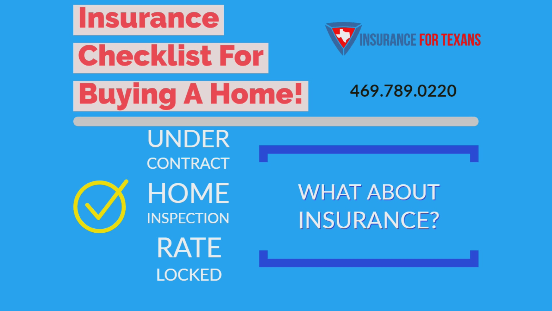 Buying A Home? Here's a Home Insurance Guide!