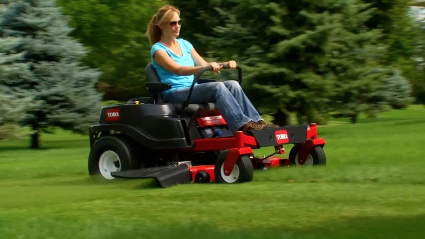 Top 3 Reasons to Buy a Zero Turn Mower