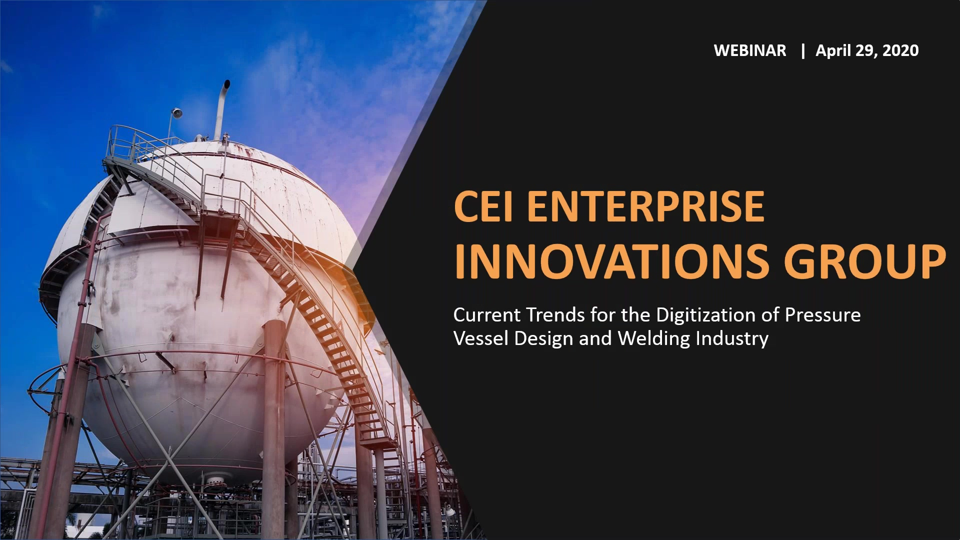 Helping the Pressure Vessel Design and Welding Industry Power Through Recent Events