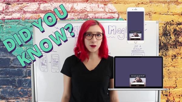 Whiteboard Wednesday | Mobile Design Magic