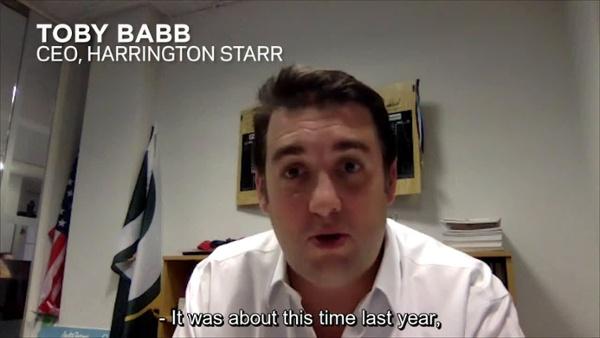 Harrington Starr Testimonial