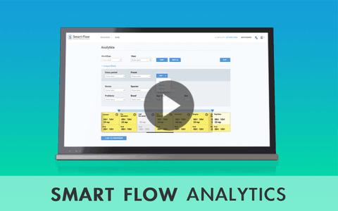 Walkthrough of Smart Flow's Analytics Tool
