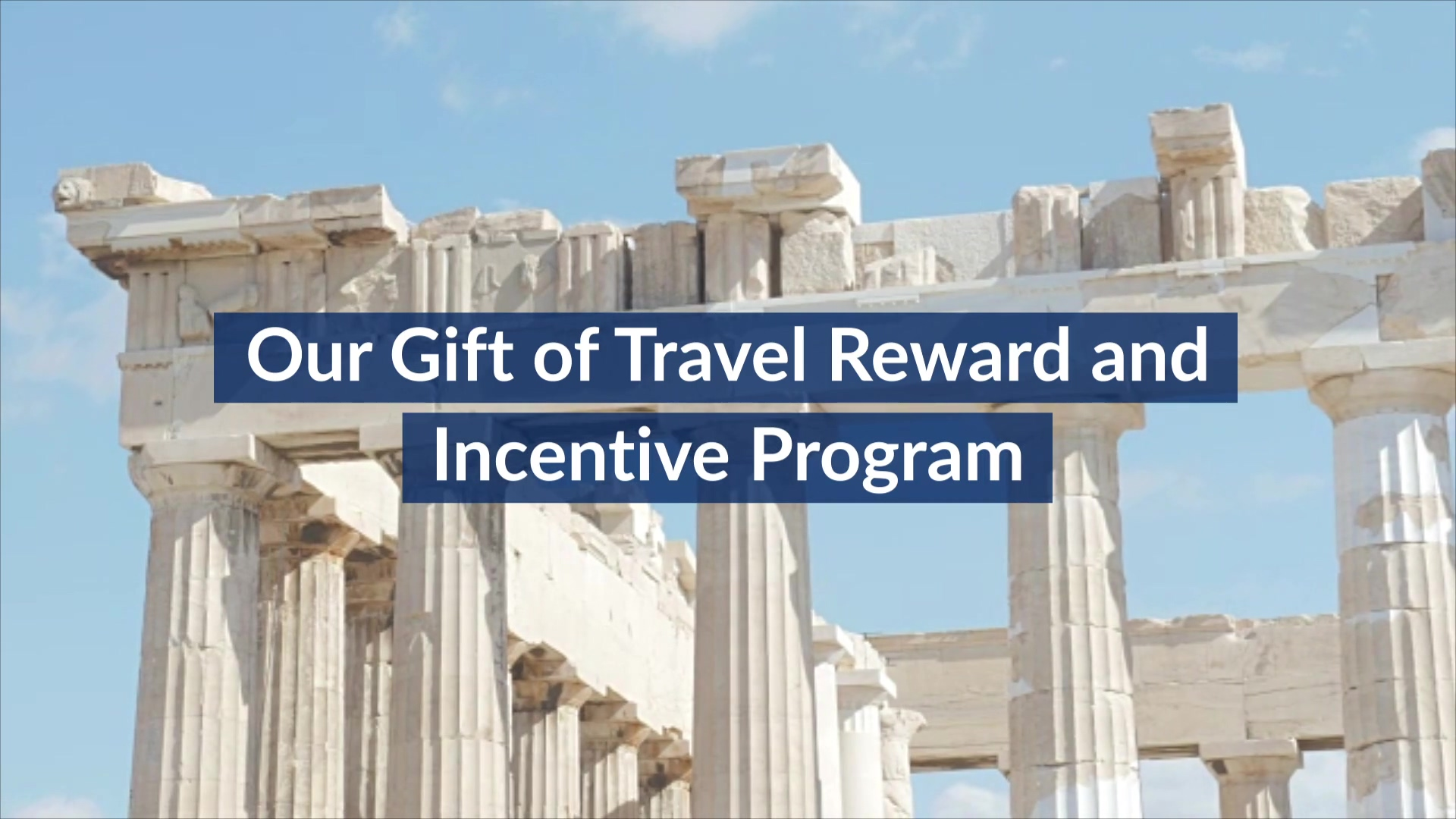 Gift of Travel EVP