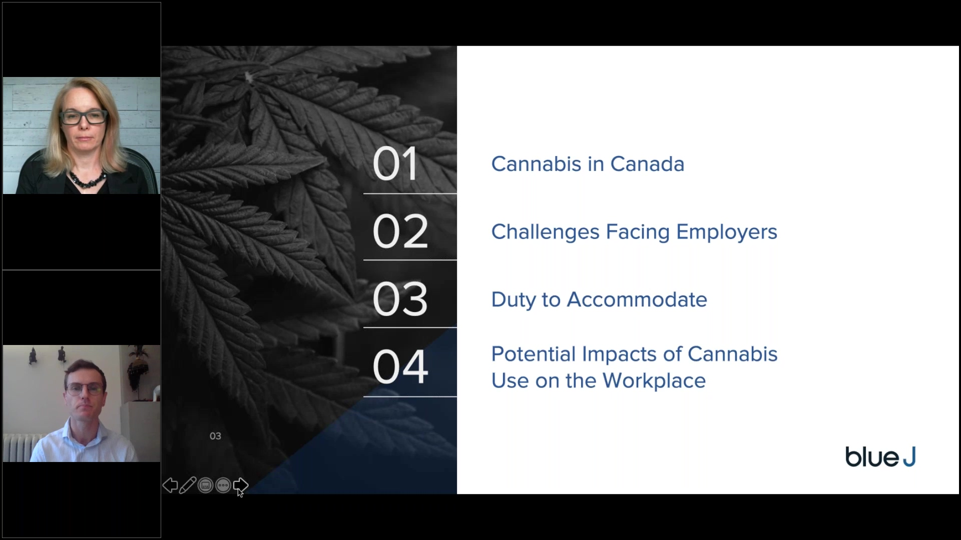 Where there's smoke_ how employers can navigate employees' cannabis use