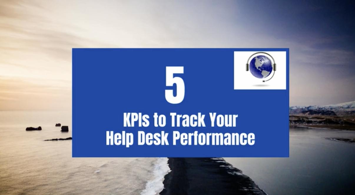 5 KPIs Video Blog