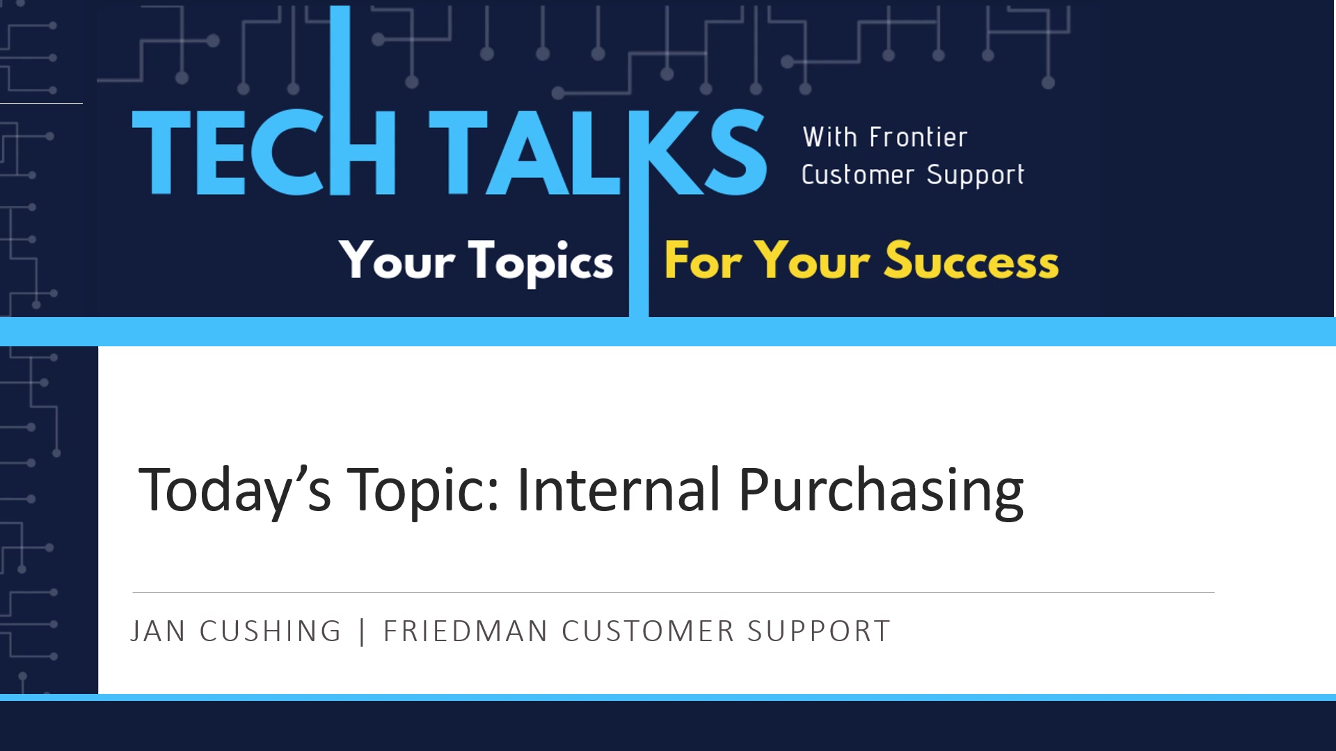 TechTalk_Internal-Purchasing-Recording