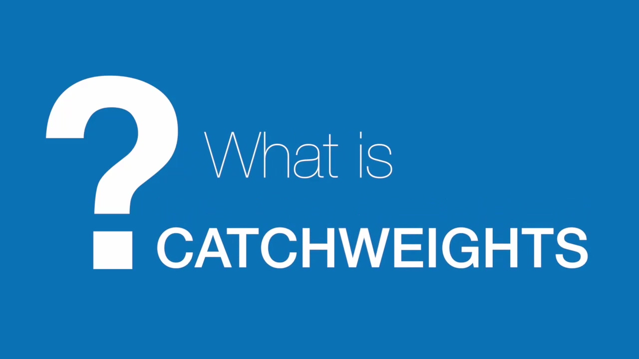 Catch Weight Management Concepts for Dynamics GP