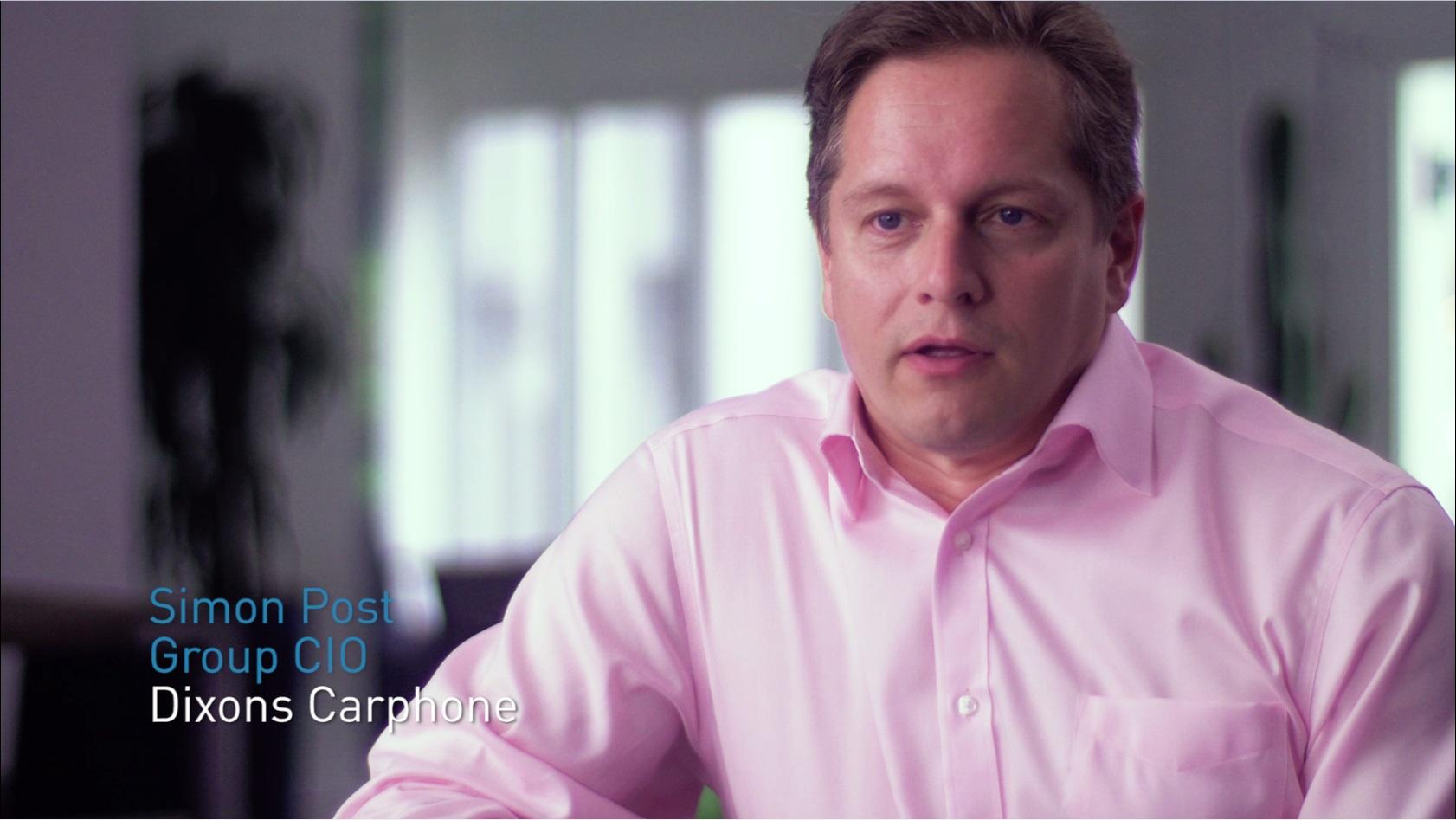 Interview: Dixons Carphone CIO, Simon Post - MuleSoft Videos
