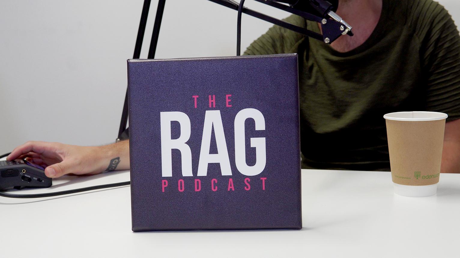 The RAG Season 2 Intro with Mark Gaisford