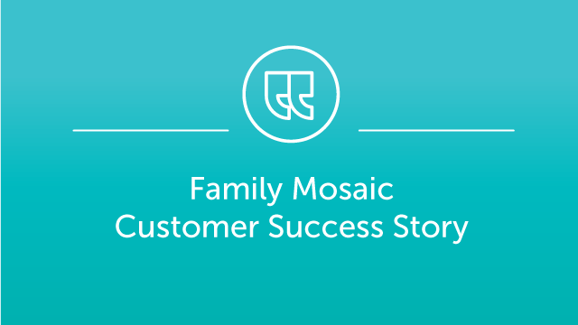 Family Mosaic Case Study