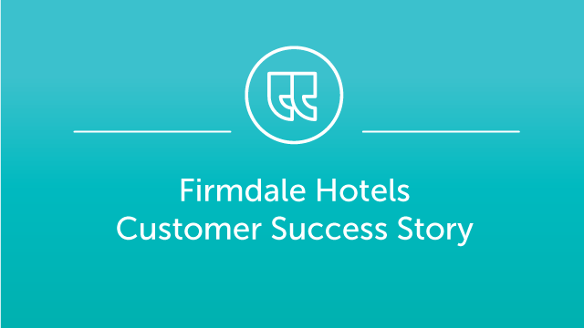 Customer study : Firmdale Hotels