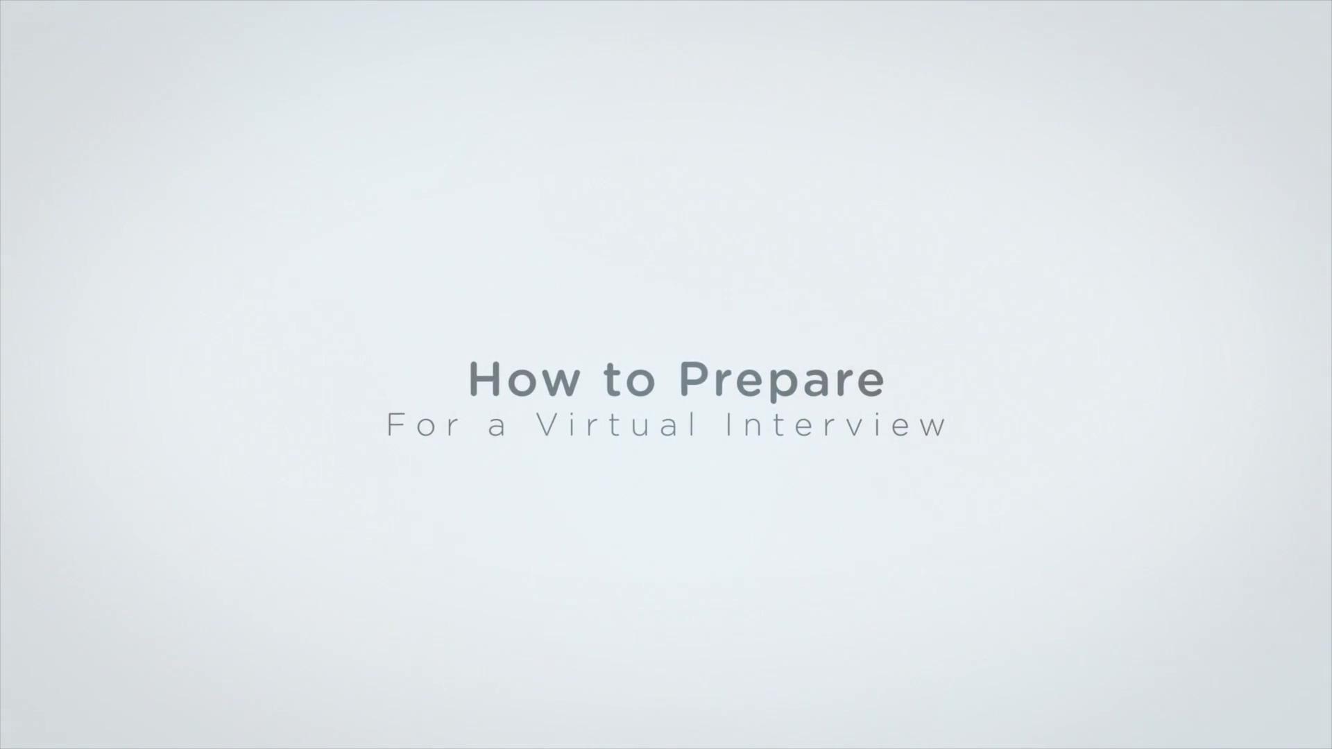 VirtualInterview