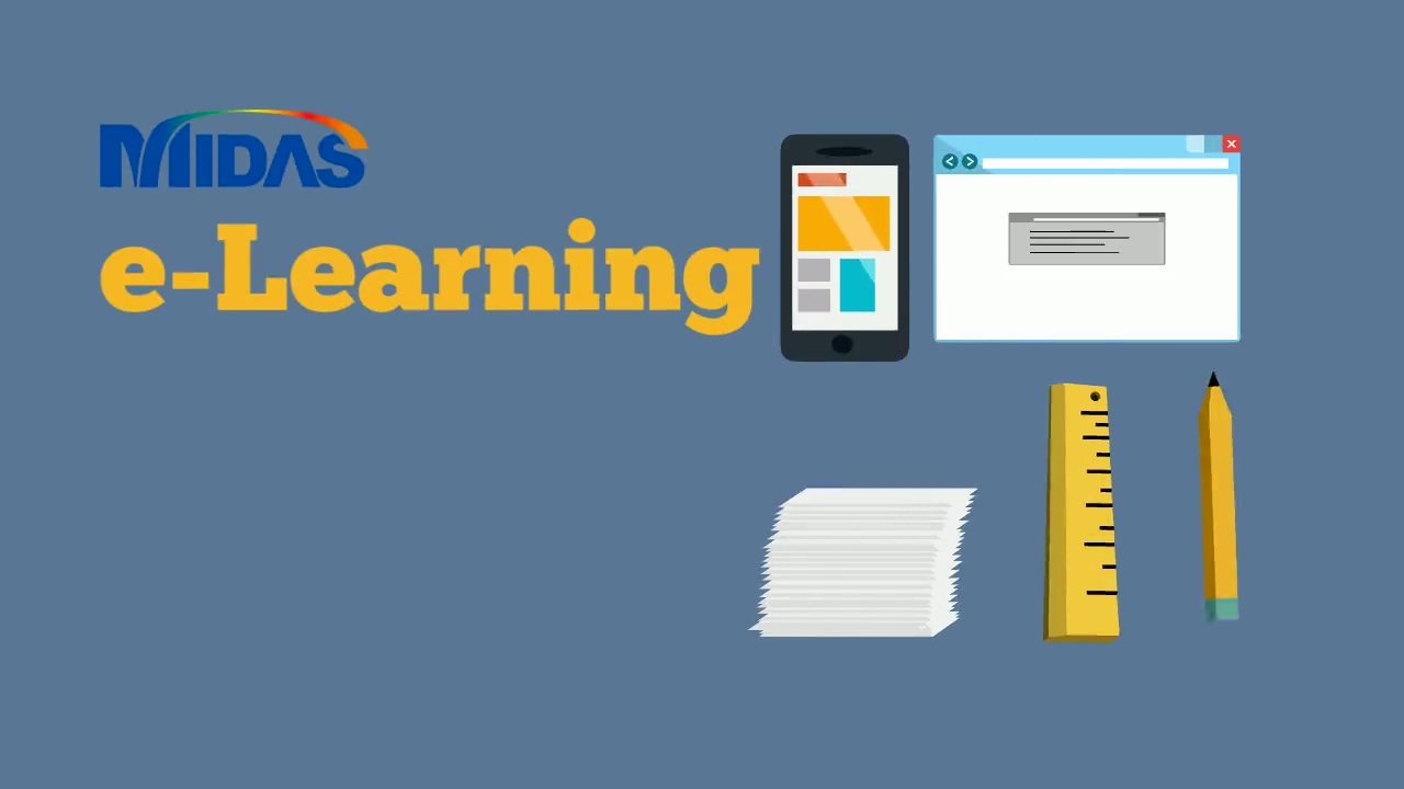 Welcome to MIDAS e-Learning