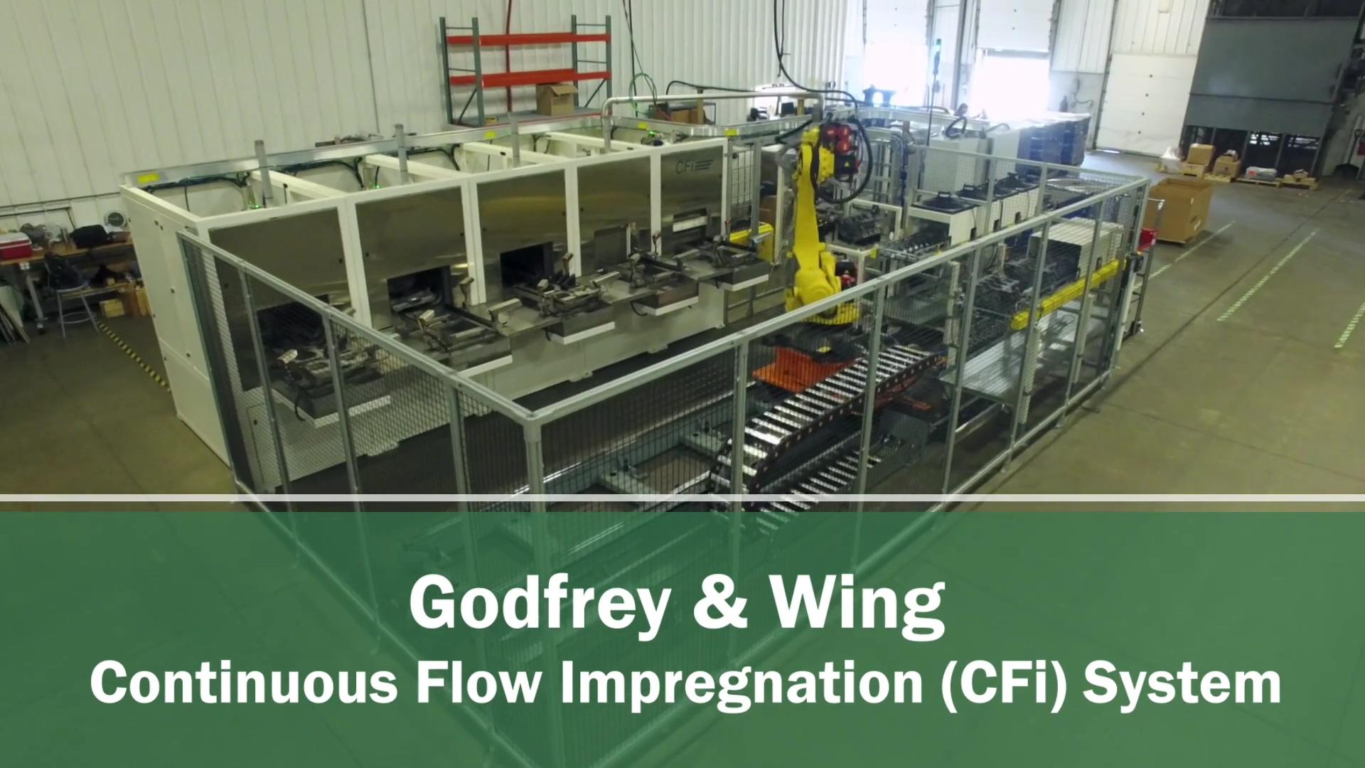 CFi Vacuum Impregnation System