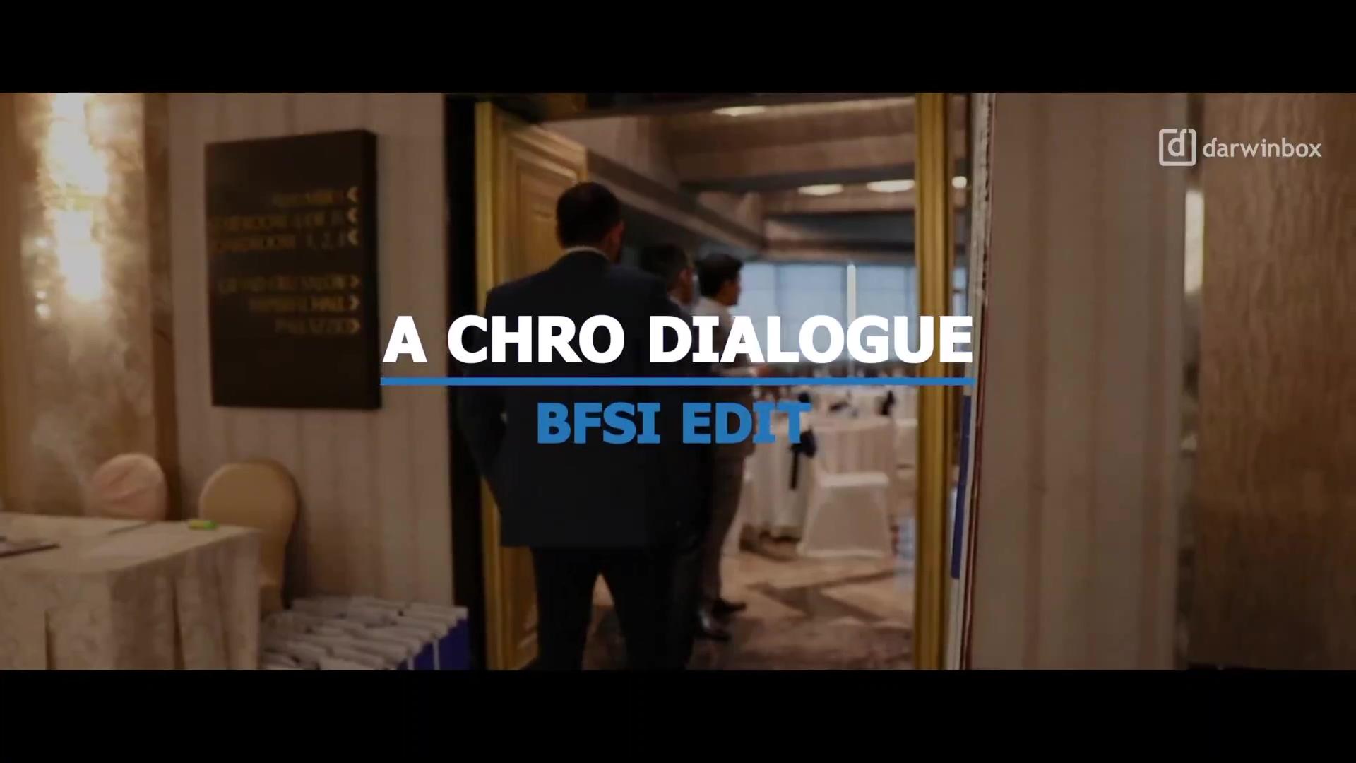 BFSI CHRO Dialogue | Teaser
