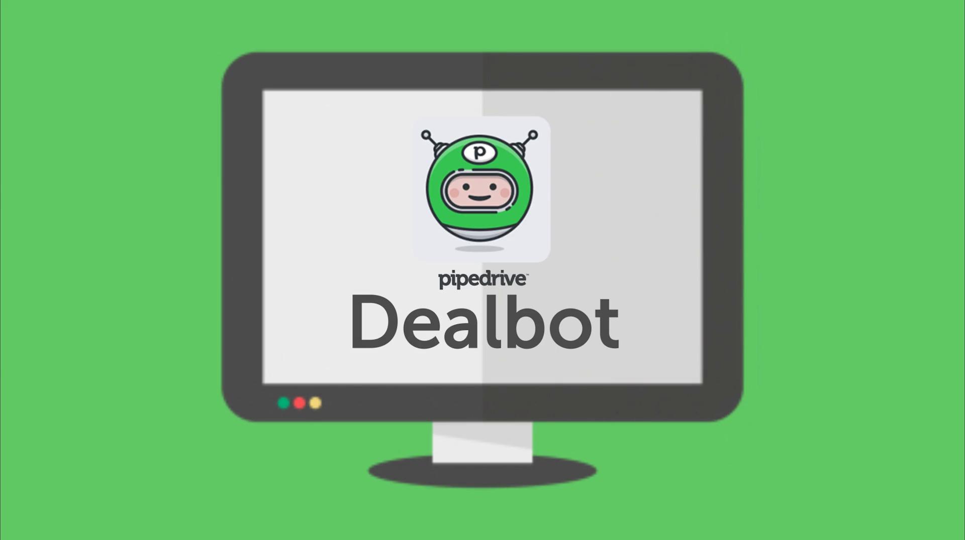 Dealbot - Pipedrive Slack integration