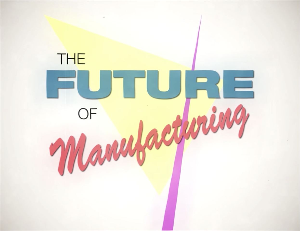 Modern Manufacturers Connect Through Cloud ERP