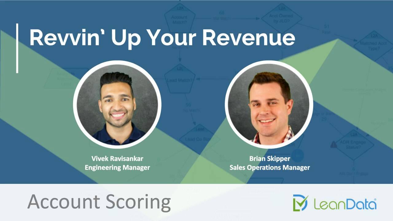 Revvin' Up Your Revenue - Account Scoring