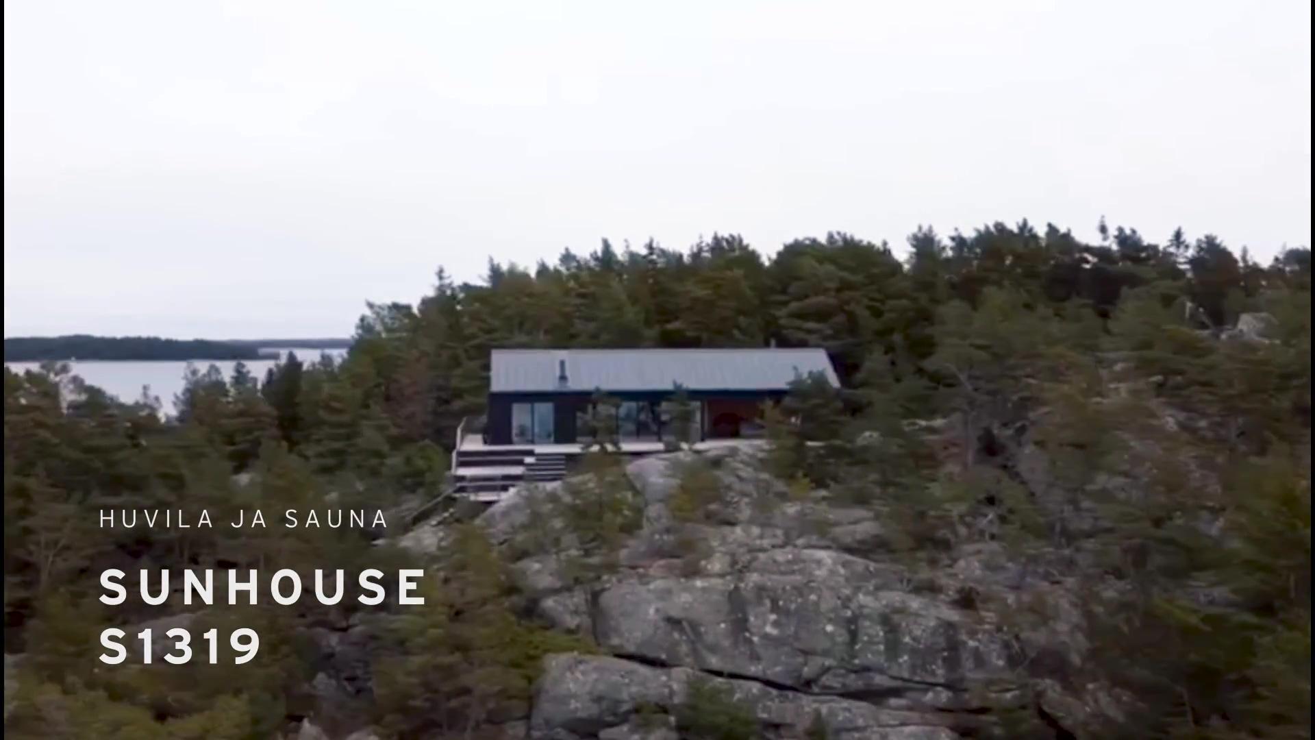 SUNHOUSE-S1319-huvila-ja-sauna