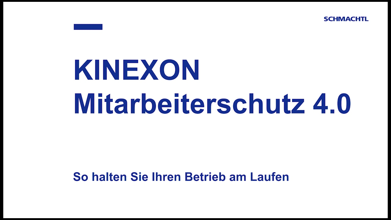 So schützt KINEXON SafeZone Mitarbeiter vor Infektionen_1