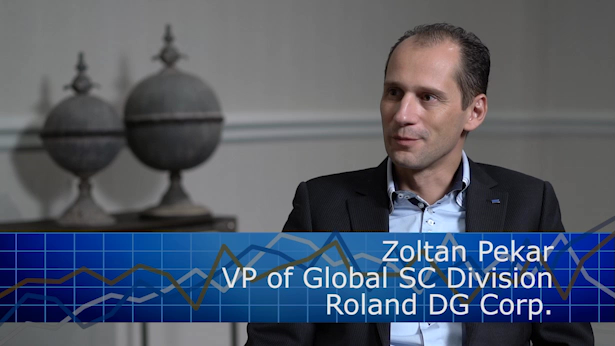 Roland DG: Role of IT as Competitive Global SCM Strategy