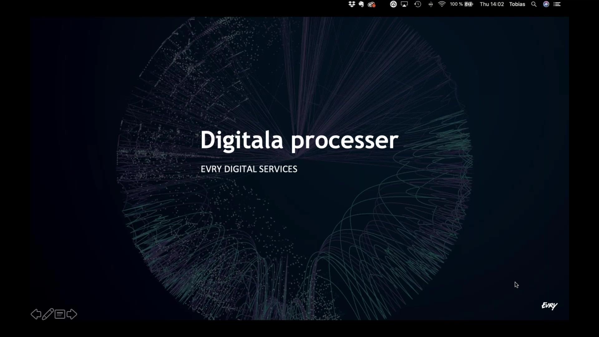 RPA & Digitala Processer med Evry_retake
