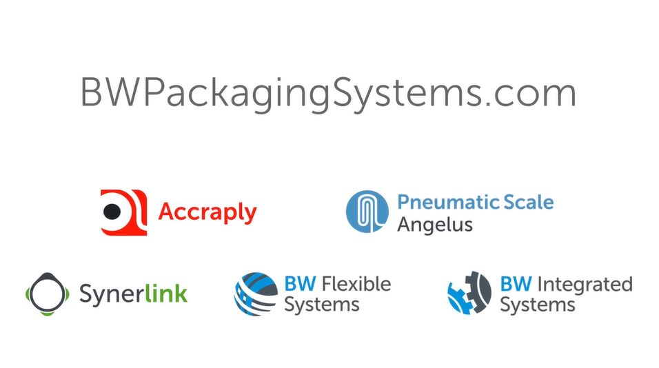 BW Packaging Systems Full Canning Line