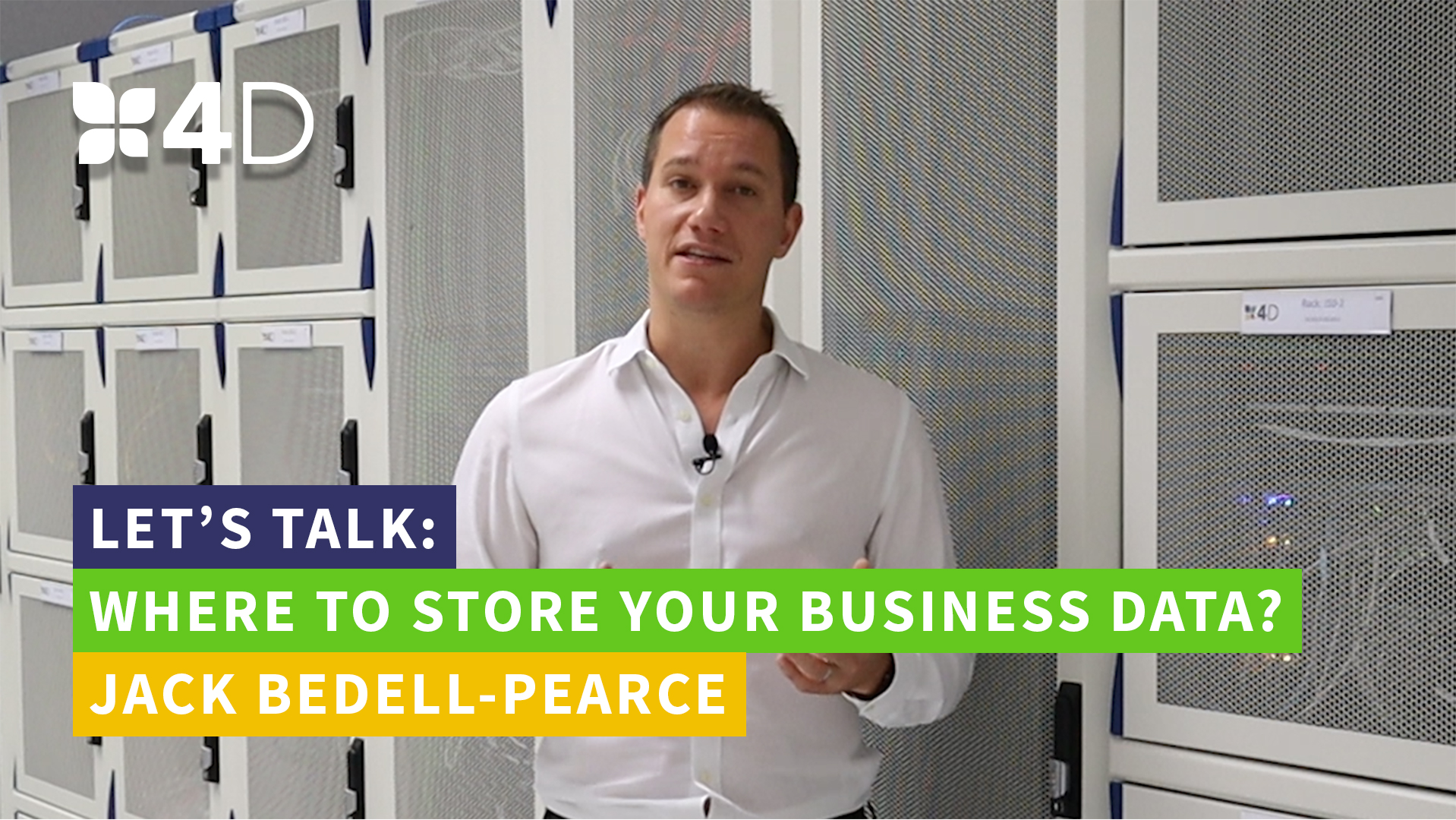 4D - Where to store your business data - JBP mq