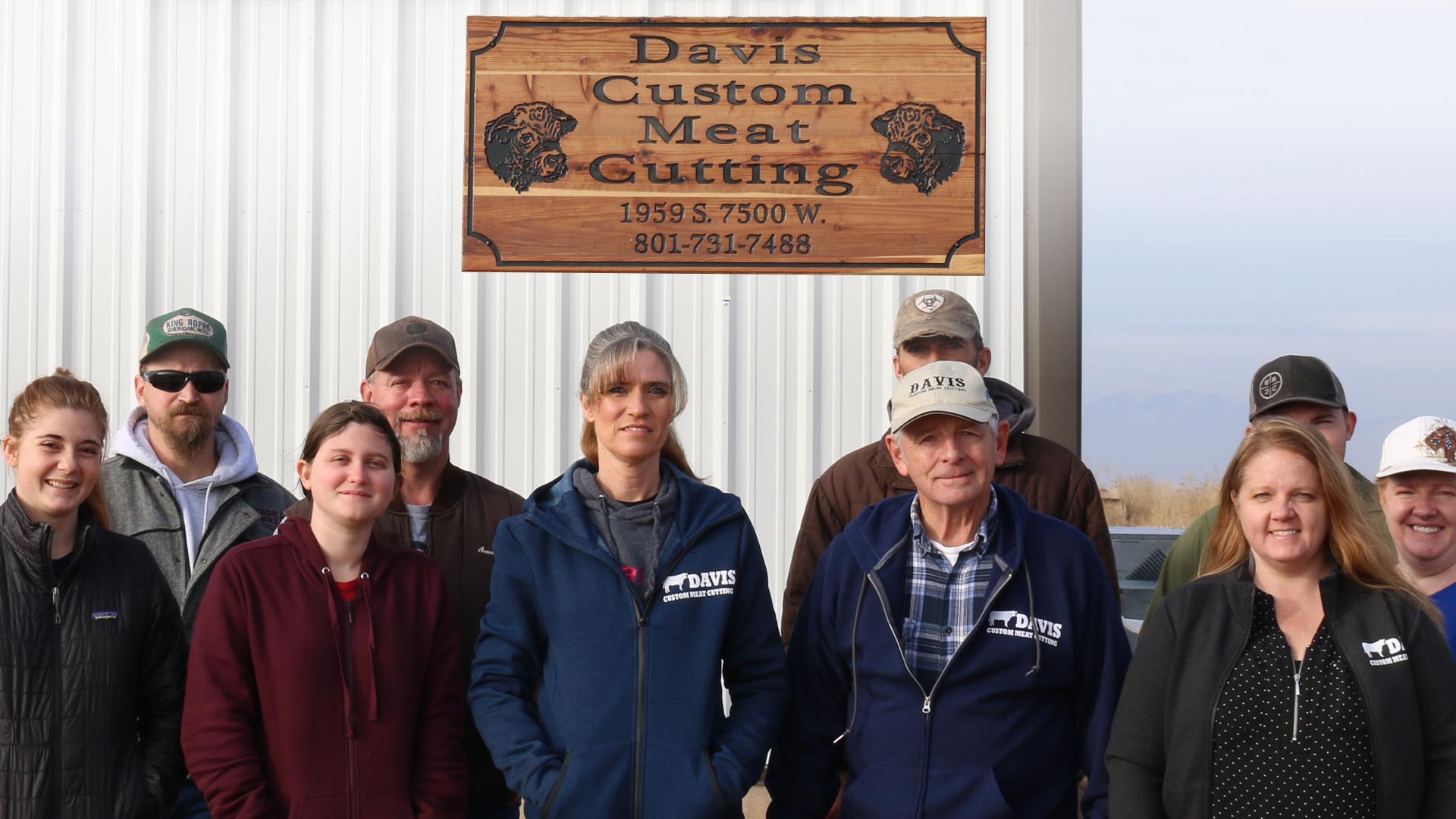 Davis Meats Employees