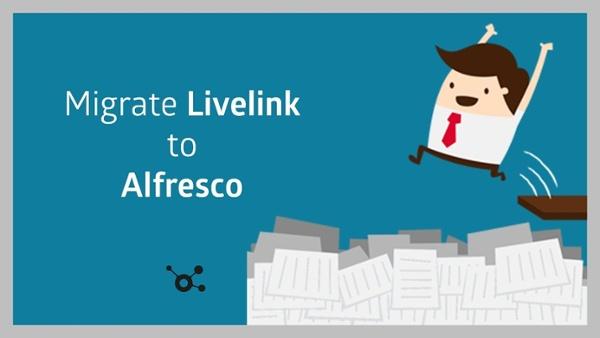 livelink naar alfresco nieuwe video