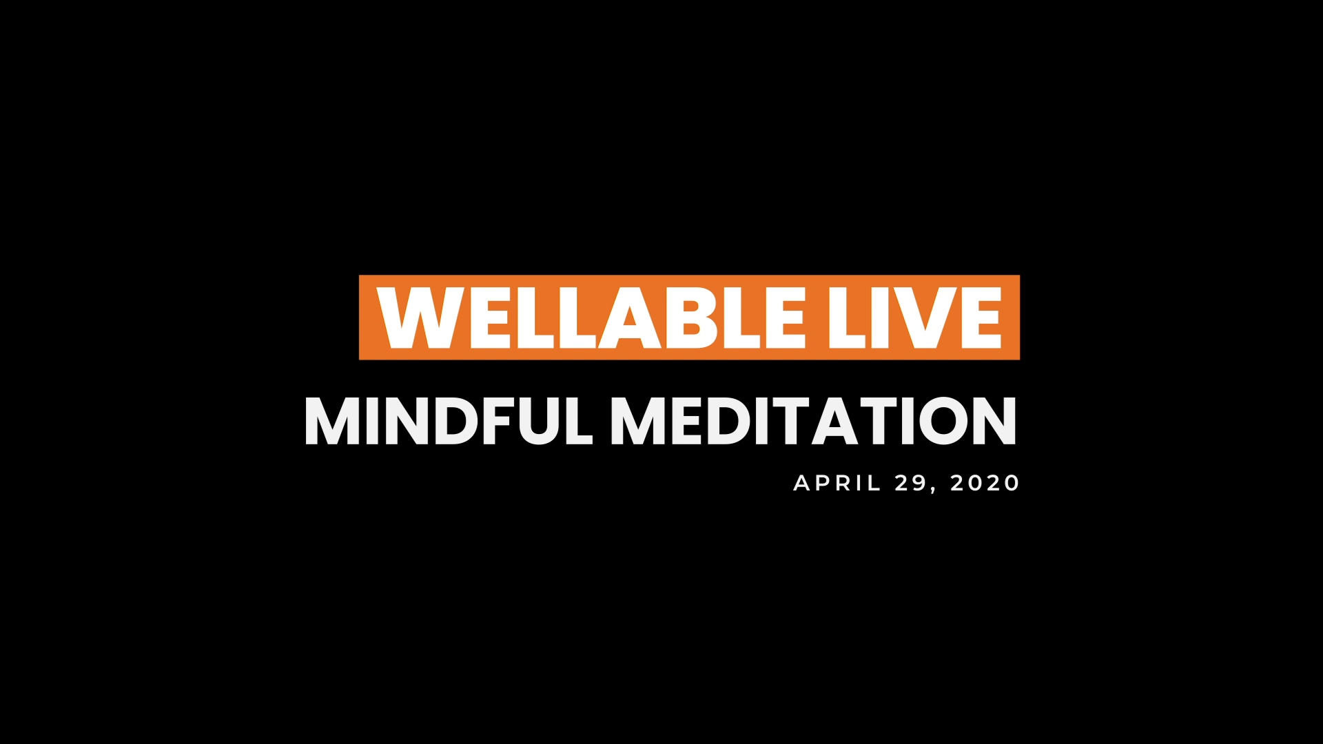 20 0429 Wellable Live