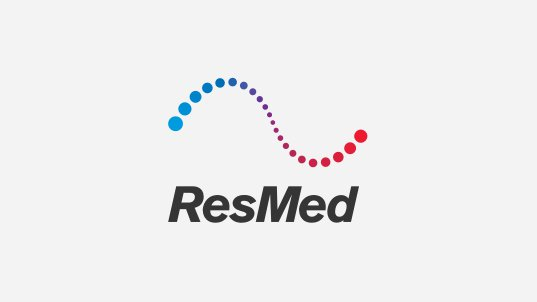 ResMed Logo Video