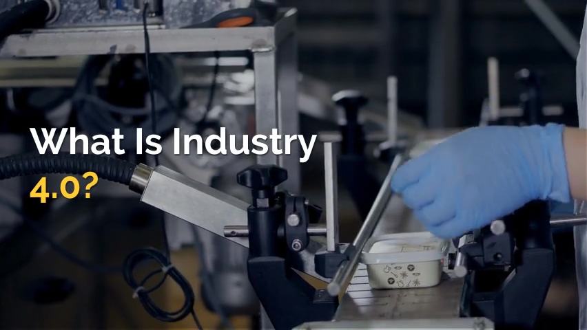 What is industry 4.0 lumen video