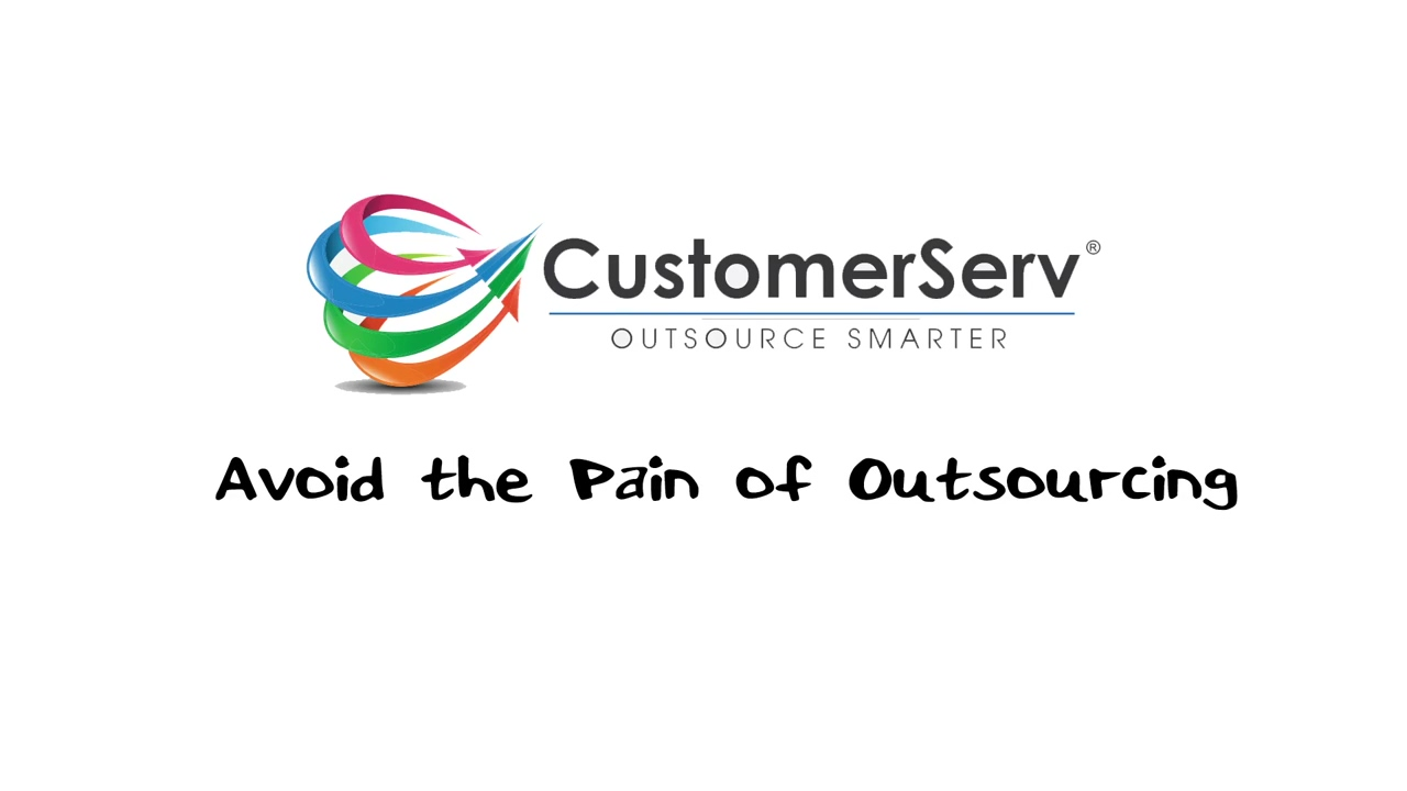 CustomerServ - Pain of Outsourcing